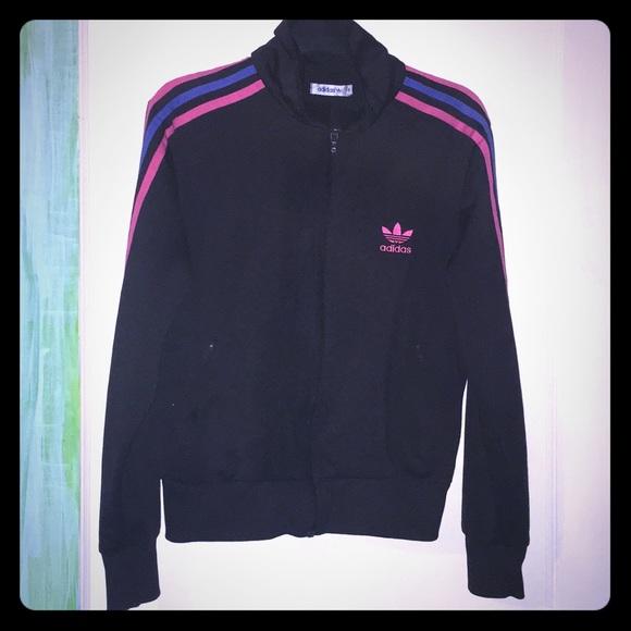 adidas Jackets   Blazers - Adidas Amazing Cowl Neck jacket with Zipper  Pocket 67334567aa